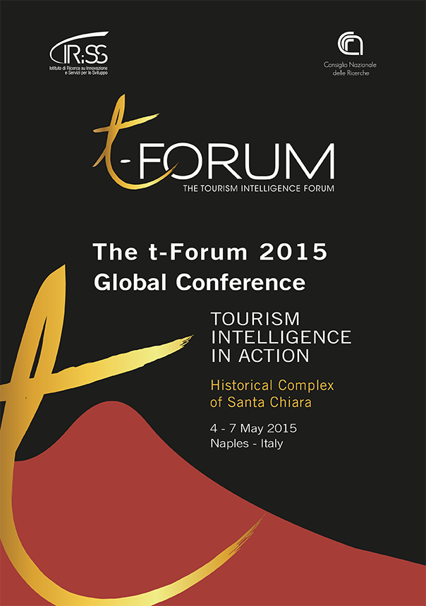 t-FORUM 2015 Global Conference: Tourism Intelligence in Action