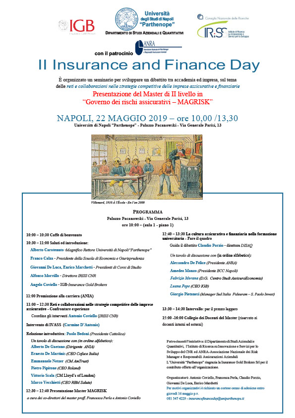 II Insurance and Finance Day