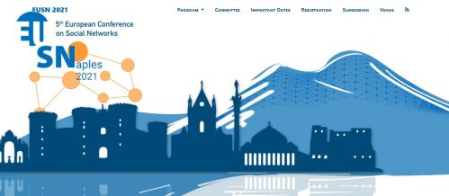 5th European Conference on Social Networks (EUSN 2021)