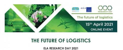 European Logistics Association (ELA) Research Day