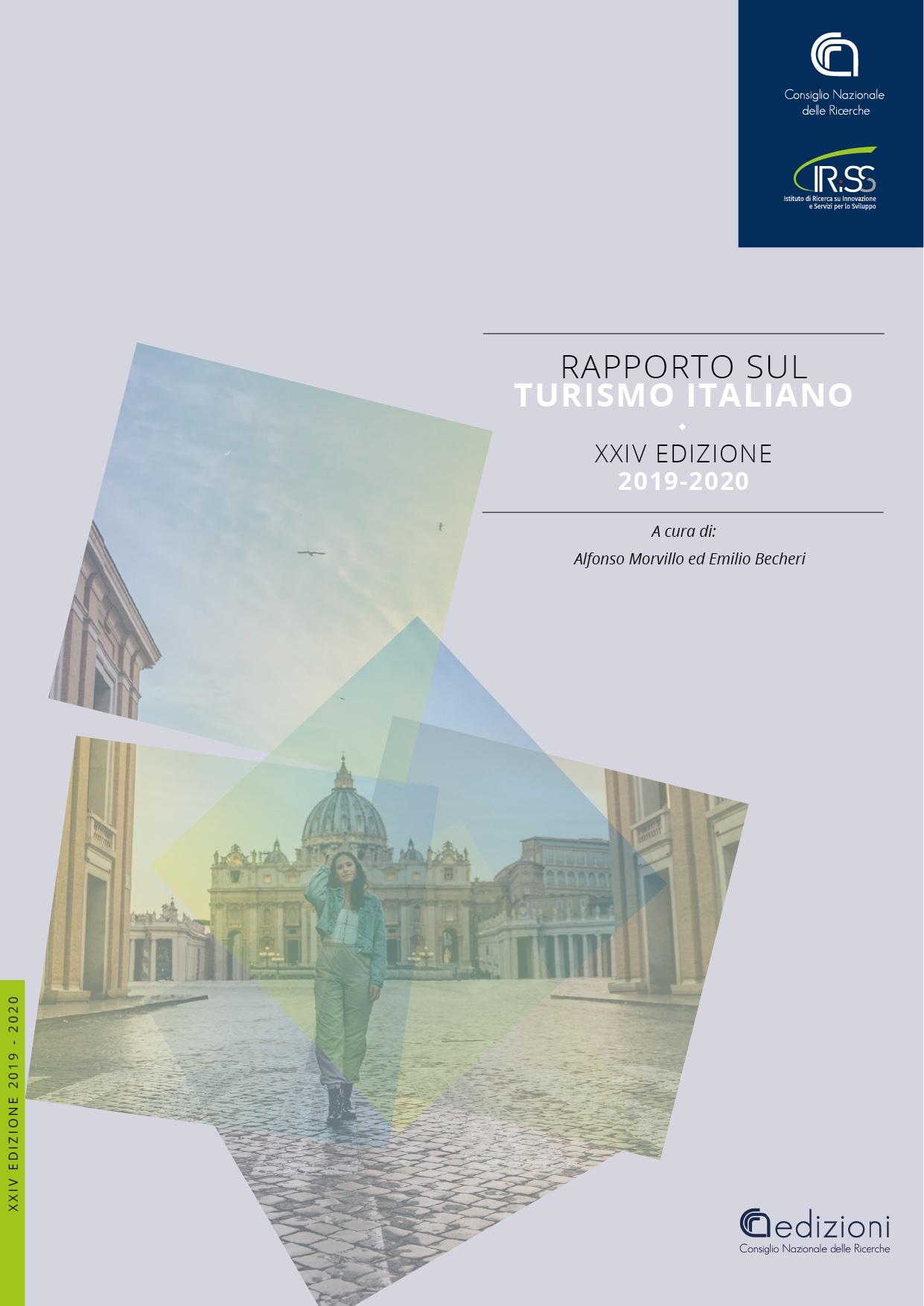Presentazione del Rapporto sul Turismo Italiano XXIV Edizione 2019-2020