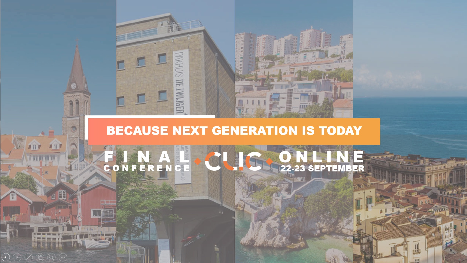 CLIC Final Conference